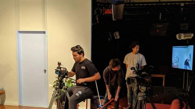 Award-winning filmmaker