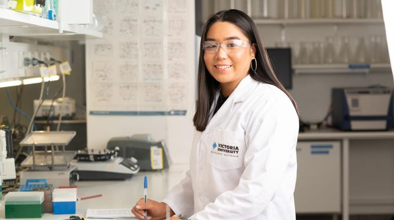 Connecting with Country through a love of science