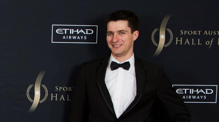 How Chris got his career break at the Sport Australia Hall of Fame