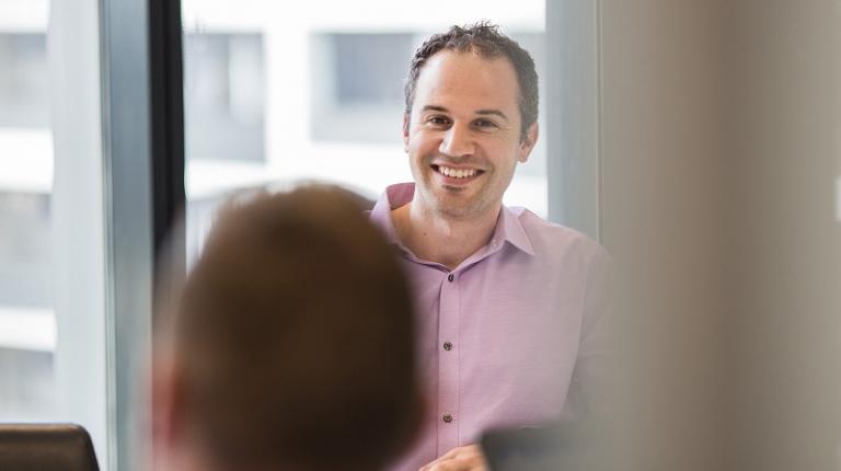 How Kris achieved CEO status