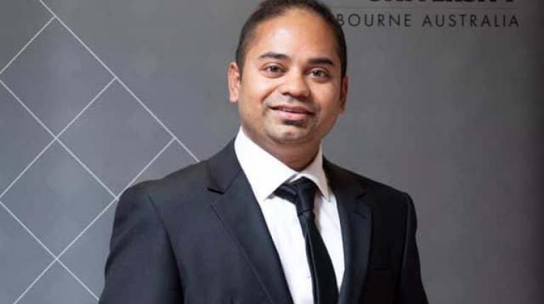 VU student becomes Bengali media star