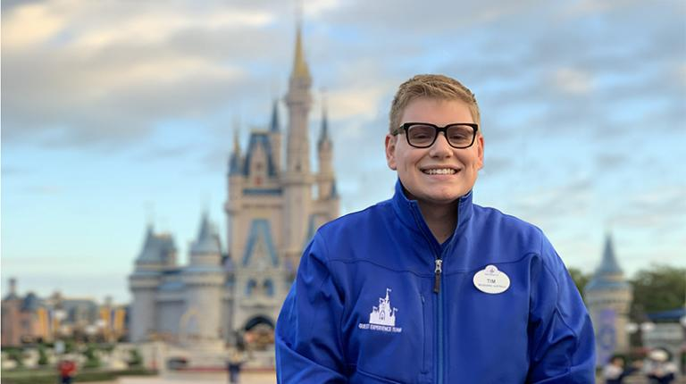 Finding the career of a lifetime at the happiest place on earth