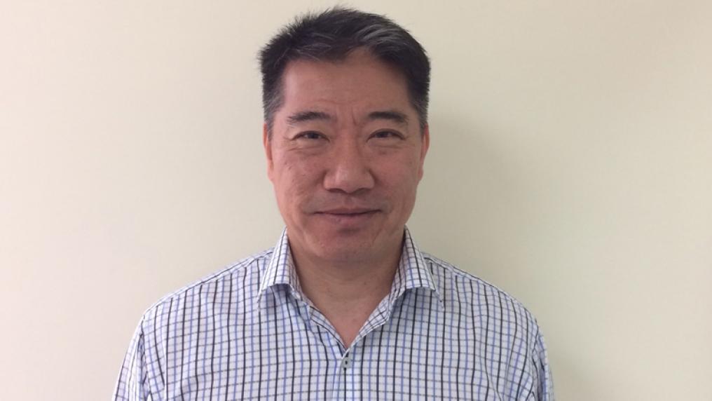 VU graduate Wilfred Wu
