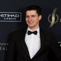 Chris Little at the Sport Australia Hall of Fame