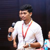 Master of Business India Pruthvi Nalluri